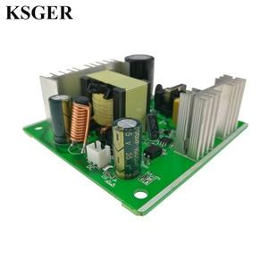 Image 5 - KSGER Placa de alimentación T12, herramientas electrónicas, estación de soldadura de hierro, 120W, 24V, 5A, AC DC de conmutación, convertidor de voltaje, reparación de teléfonos