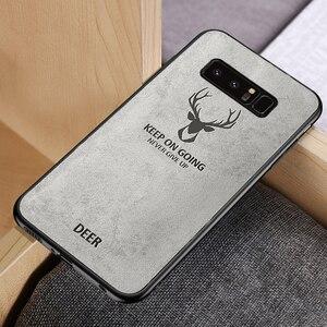 Image 3 - Ultra Sottile Antiurto Molle Del Silicone Opaco Batman Cervi di Natale per Il Caso di Samsung Galaxy S8 S9 S10 Più Nota 8 9 Della Copertura Originale
