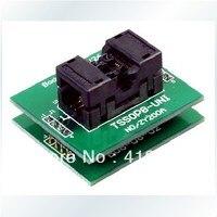 SMARTPRO X5/X8 programmer ZY200A thử nghiệm đốt TSSOP8 adapters