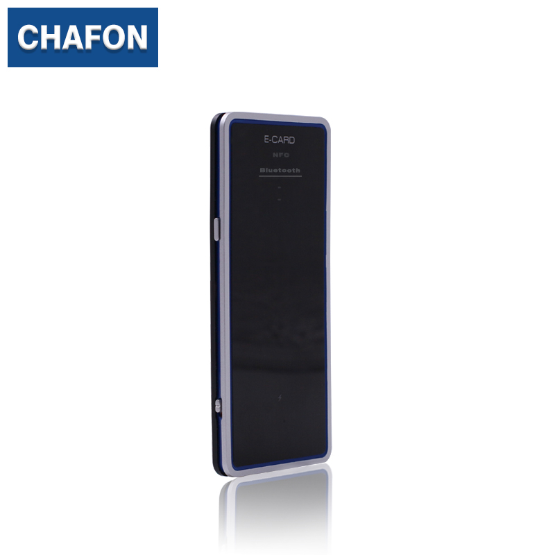 Chafon 13.56MHz USB bluetooth rfid reader writer ISO14443A/ISO15693 protocol for stock management magnetic card reader msre206 magstripe writer encoder swipe usb interface black vs 206 605 606 ship from uk us cn stock