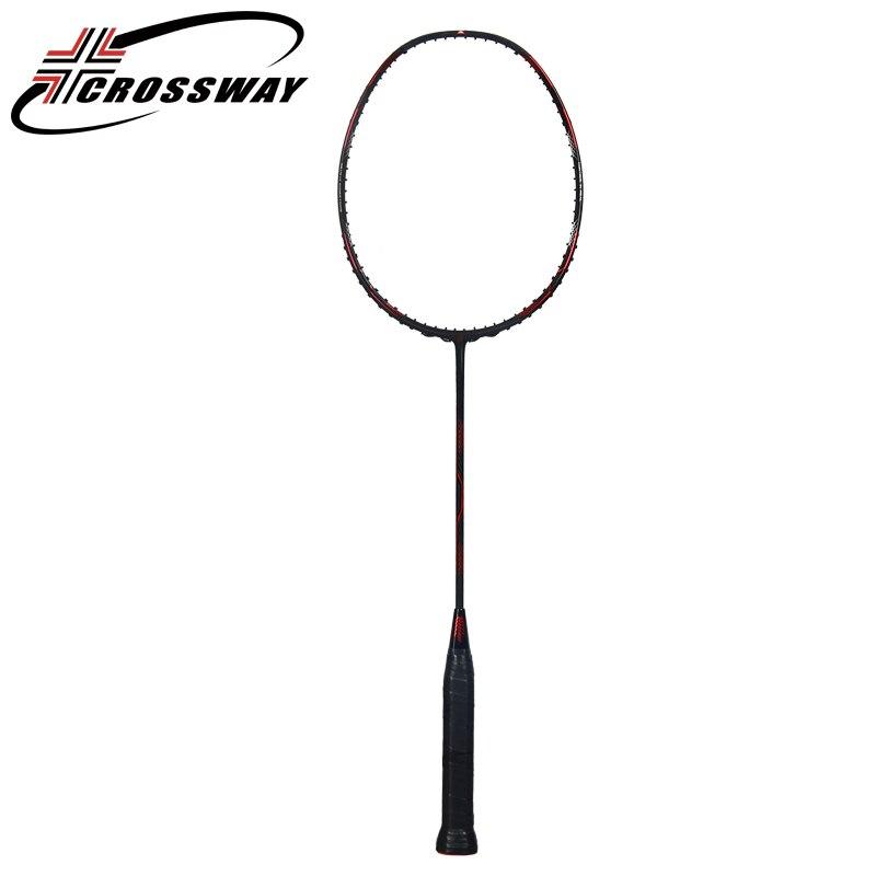 CROSSWAY 1 шт. наступление тип ракетки для бадминтона. raquette бадминтон raquetes на среднем профессиональный фитнес спортивные AK49