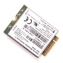 For Lenovo X260 T460 P50 P70 L560 X1 Carbon Sierra Wireless Airprime EM7455 QUALCOMM GOBI6000 4G LTE WWAN Module IBM FRU:00JT542