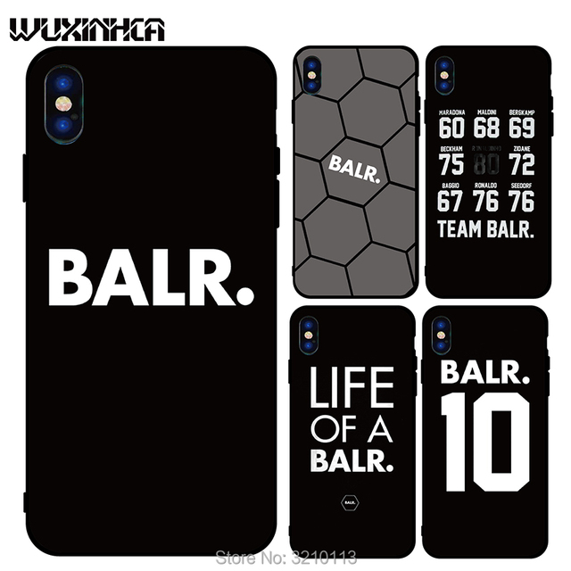 Cover Cases Max Wuxinhca Back Xr For Balr Soft Iphone Xs Apple X Tpu 7fwO87