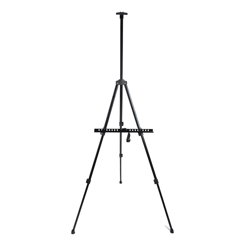 Folding Art Artist Telescopic Field Studio Painting Easel Tripod Display Stand
