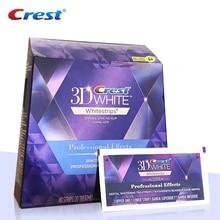 3D White Professional Effects Whitestrips zestaw do wybielania zębów usuń 14 lat Stain emalia bezpieczny składnik