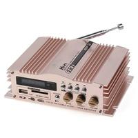 Top Deals 360 W 12 V 2 Kanaals Hi-Fi Auto Stereo Versterker FM Radio MP3 AMP Speaker & Remote