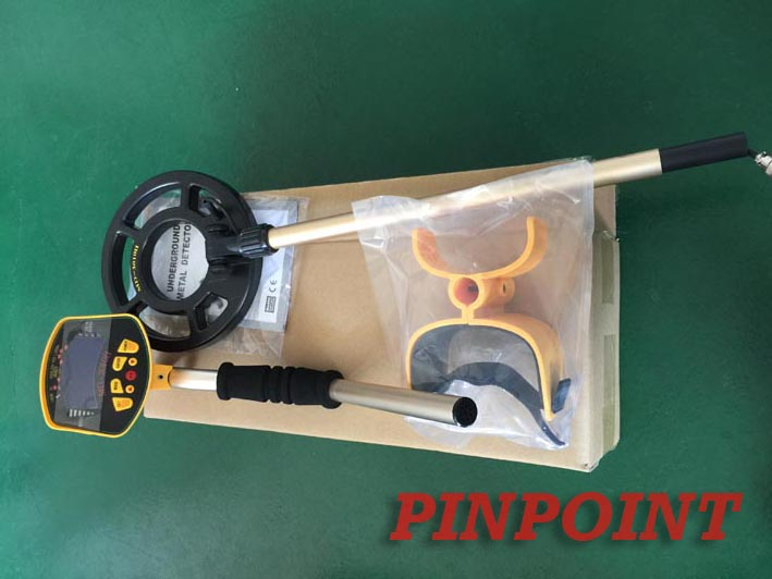 2015 Wholesale Price High Efficient Ground Gold Detector <font><b>MD3010</b></font> Underground Gold Detector Sell from Pinpoint Factory! image