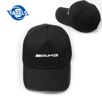 f60c3caa Baseball cap embroidery adjustable cotton unisex couple hat fashion sports  hat for Mercedes benz AMG A B C E Class Car styling
