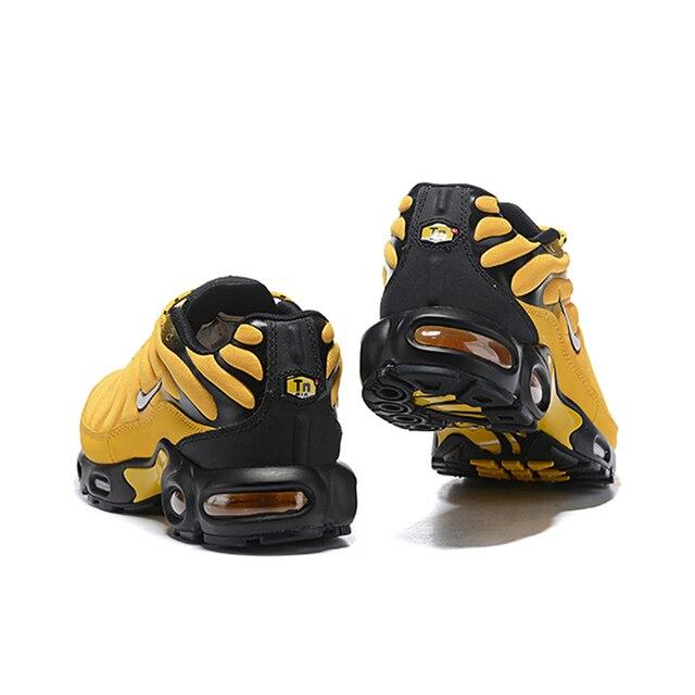 Nike Air Max Plus Original Men's Running Shoes Outdoor Breathable Comfort Sneakers Designer Shockproof Jogging Footwear Athletic 1