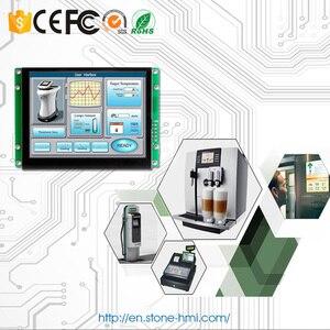 Image 3 - 3 anni di garanzia! 4.3 Pollici HMI Touch Screen Monitor Industriale Con Il Software E Il Programma