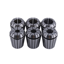 Free Shipping 6PCS ER ER32 Collet Chuck for Spindle Motor Engraving/Grinding/Milling/Boring/Drilling/Tapping