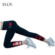 Здесь можно купить   DANENJOY Women Sports Tights Sexy Red Yoga Pants Back Hollow Cross Splice Breathable Yoga Leggings Sports Tight For Women C-292 Sportswear & Accessories