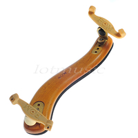 Fom Wood Violin Shoulder Rest Support 4 4 3 4 String Fom Wood Violin Shoulder Rest