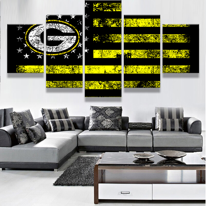 Green Bay Packers Wall Art green bay packers logo pictures promotion-shop for promotional