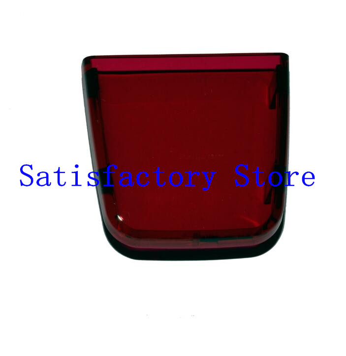 New Flash Speedlite Repair Red Plastic AF Glass For YONGNUO YN568EX YN568EX II YN568EX III C N