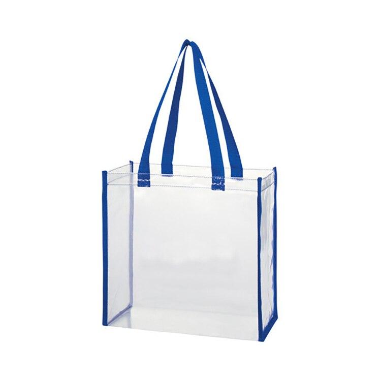 Custom PVC bag Clear Plastic PVC Vinyl Bag-in Shopping ...