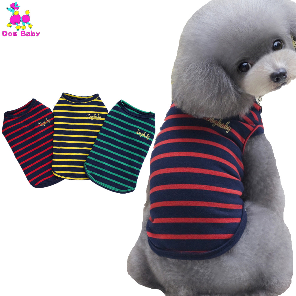 In Spring Dog Clothes For Small Dogs Plaid Sweater For French Bulldog Chihuahua Pet Clothing Puppy Dog Jacket Pug Costume With Bag Fragrant Flavor