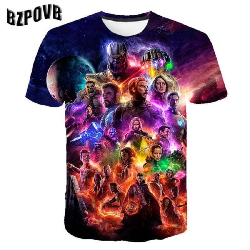Bright 3D   t     shirt   Men tshirt Summer Tees Short Sleeve   T  -  Shirt   Casual Top Avenger alliance Tees Camiseta DropShip