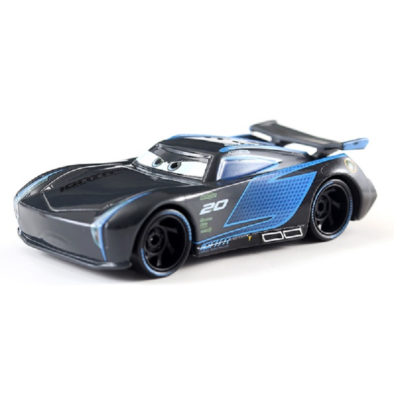 Cars 2 Disney Pixar Cars 3 Lightning McQueen Mater Jackson Storm Ramirez Diecast Vehicle Metal Alloy Boy Kid Toys Christmas Gift