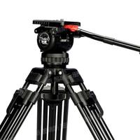 Professional camera tripod holder, SLR camera, camera hydraulic holder, 8 kg CD50