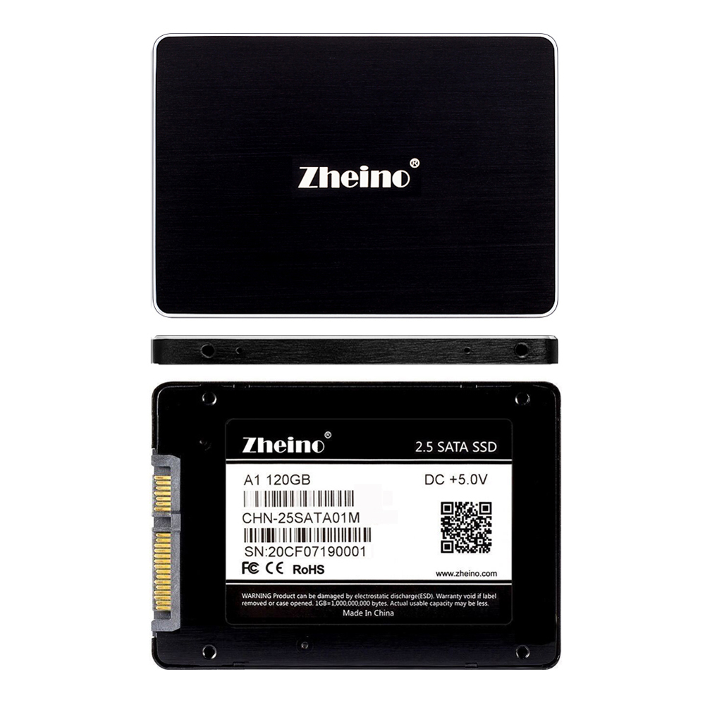 A1 120GB SSD Zheino 2.5 inch SATAIII Internal Solid State Drive 2D MLC For Laptop Desktop,240GB,480GB,500GB,512GB,1TB SSD
