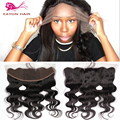 Peruvian Lace Frontal Piece Body Wave Lace Frontal Wig Ear to Ear Peruvian Cheap Frontals With Baby Hair 13x4 Lace Frontal Piece