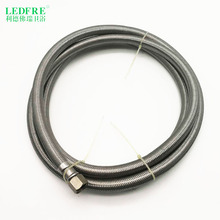 цена на LF15007-72inch 1/4C*1/4C  Flexible Braided Ice Maker Connector & SS braided connector