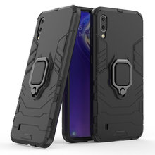 Armor Ring Case For Samsung Galaxy M10 M105FD Magnetic Car Hold Shockproof Soft Bumper Phone Cover For Samsung Galaxy M10 Case 3d diy silicone case for samsung m10 case cover for samsung galaxy m10 m105 m105f sm m105fd back cover soft tpu phone bumper