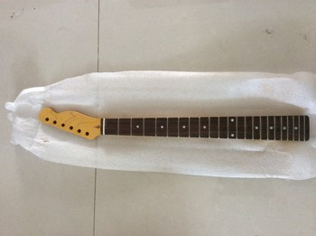 Electric Guitar neck , One piece of unfinished electric guitar neck