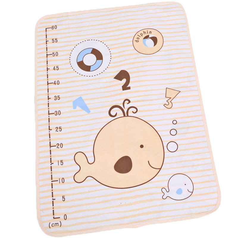 Maternal And Child Supplies Baby Gauze Padded Waterproof Pad Baby Padded Mattress Baby Daily Necessities Menstrual Care Pad