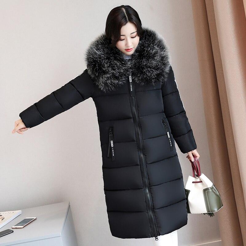 KUYOMENS Winter Jacket Women Winter Autumn Wear   Parkas   Winter Jackets Outwear Women Long Coat Pluz Size 6XL