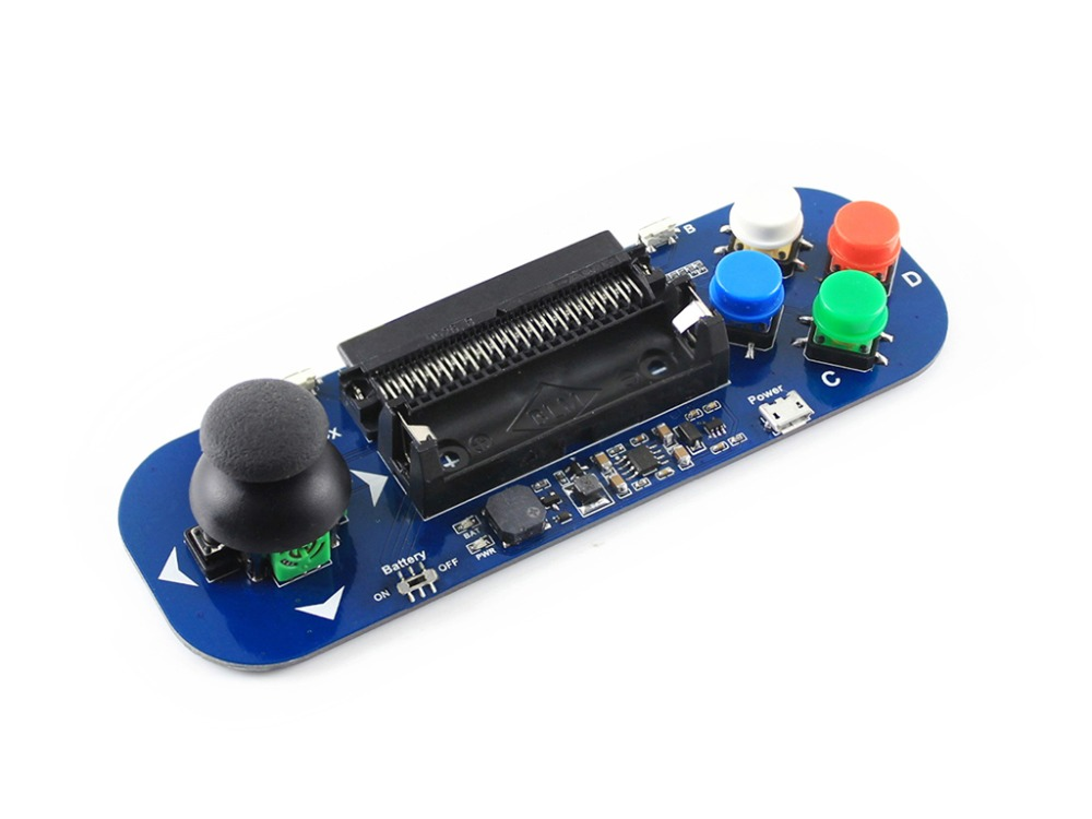 Gamepad module for micro bit Joystick and Buttons