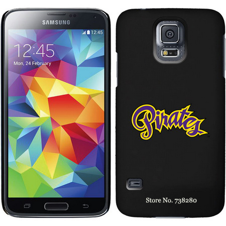 University of East Carolina Samsung Galaxy S5 Cases With Mascot C Cornell Mascot leaning Design