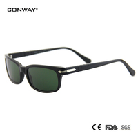 CONWAY 2017 New Unique Acetate Sunglasses Top Quality Goggle Sunglasses Women Fashion Summer Style Female Sunglases UV400 2605 S