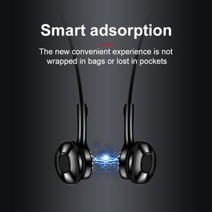 Image 3 - ใหม่หูฟังไร้สายบลูทูธสเตอริโอกีฬาชุดหูฟังIPX7กันน้ำหูฟังไร้สายพร้อมไมโครโฟนสำหรับสมาร์ทโฟน