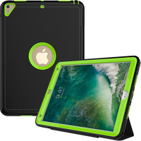 360 Full Protection Case For Apple Ipad Pro 10 5 Kids Safe Shockproof Heavy Duty TPU