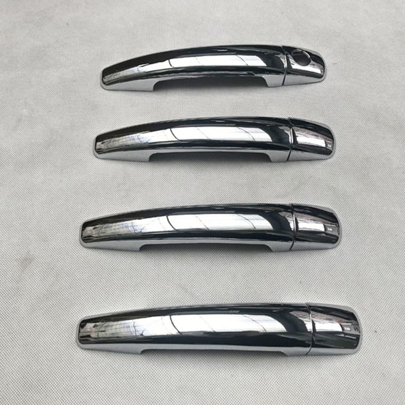 Chrome Wing Mirror Trim Set Covers To Fit Berlingo 2012+