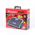 Graupner mc-20 12 Channel 2.4GHz HoTT Transmitter | Tray Radio With GR-24L receiver By DHL