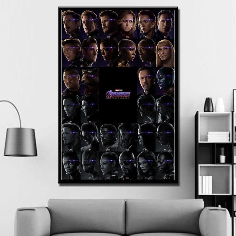 S3022 The Avengers Endgame New Marvel Superhero Movie All