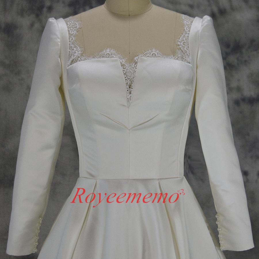 supper wedding dress