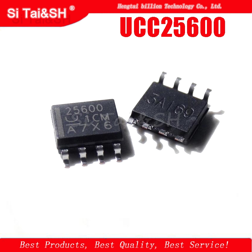 1pcs/lot UCC25600DR UCC25600 25600 SOP-8 High-Performance Resonant Mode Controller