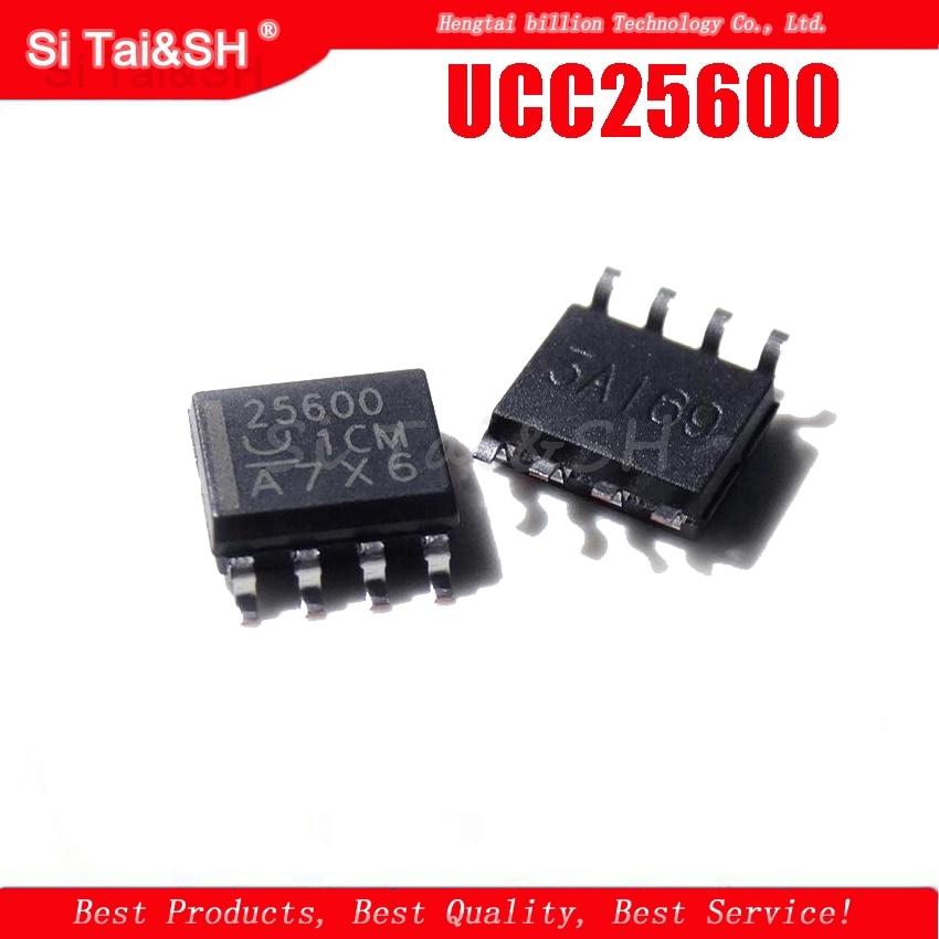 1pcs/lot UCC25600DR UCC25600 25600 SOP-8 High-Performance Resonant Mode Controller