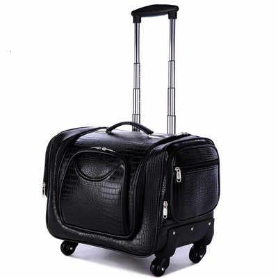 Eitelkeit Frauen Kosmetikerin Reise Make-Up Koffer Machen Up Organizer Box Fall für Kosmetik Tasche Lagerung Gepäck Box Trolley