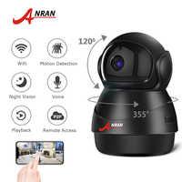 ANRAN 1080P HD IP Kamera Wifi Zwei-Weg Audio Video Kamera Wolke Hause Überwachung Nachtsicht Sicherheit Kamera baby Monitor