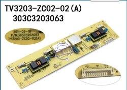 TV3203 ZC02 02 (A) tablica logiczna wysokiego napięcia t con do połączenia z L32E10 LCD32R26 L32M02 (05) T CON płytka połączeniowa w Obwody od Elektronika użytkowa na