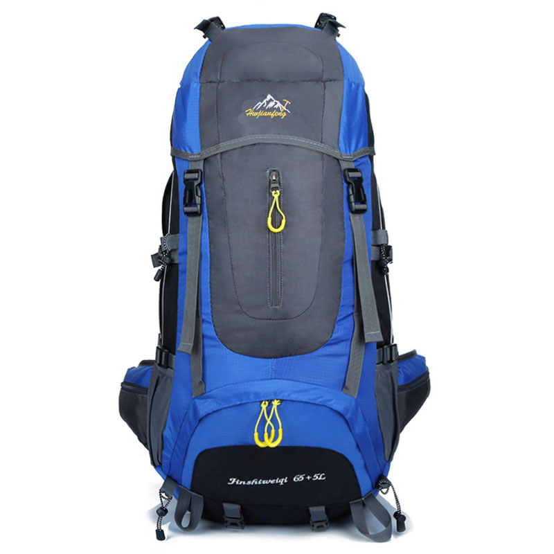 70L Mountain Climbing Sports Backpack Outdoor Waterproof Bags Men Bag Hiking Bagpacks Women Camping Rucksack Travel Bag Mochila anmeilu waterproof unisex travel bag 20l outdoor bicycle bike bags mountain camping climbing rucksack outdoor hiking hunting bag
