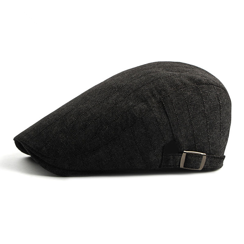 0d46c977b3a New Fashion Men s Retro Casual Ivy Hat Summer Winter Golf Newsboy Driving  Cabbie Flat Cap