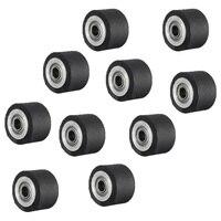 5 stücke/10 stücke Prise Roller Rad Maschinen Teile Für Roland Vinyl Schneiden Plotter 4x11x16mm Rad Lager-in Holzbearbeitungsmaschinen-Teile aus Werkzeug bei