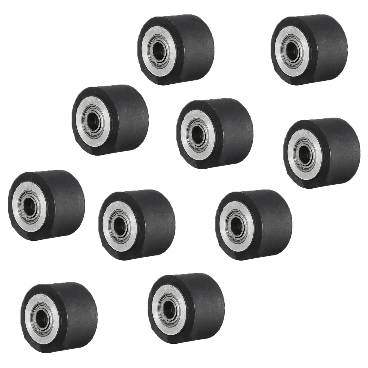 5Pcs/10Pcs Pinch Roller Wheel Machinery Parts For Roland Vinyl Cutting Plotter 4x11x16mm Wheel Bearing