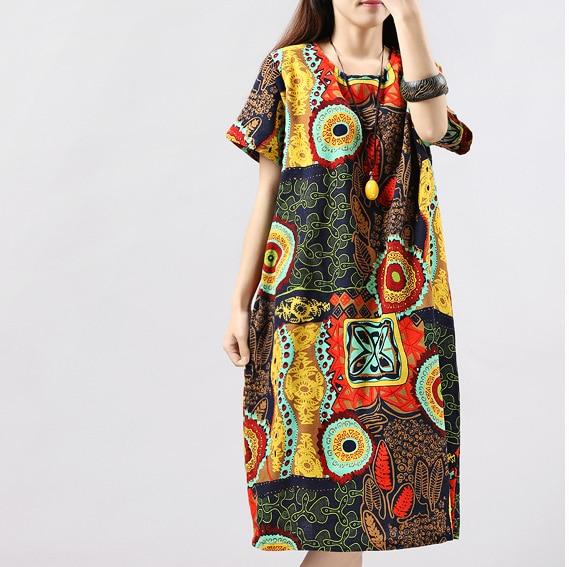 new summer maternitiy dresses cotton/linen womens dresses pregnancy dresses maternity clothing summer clothing 16544